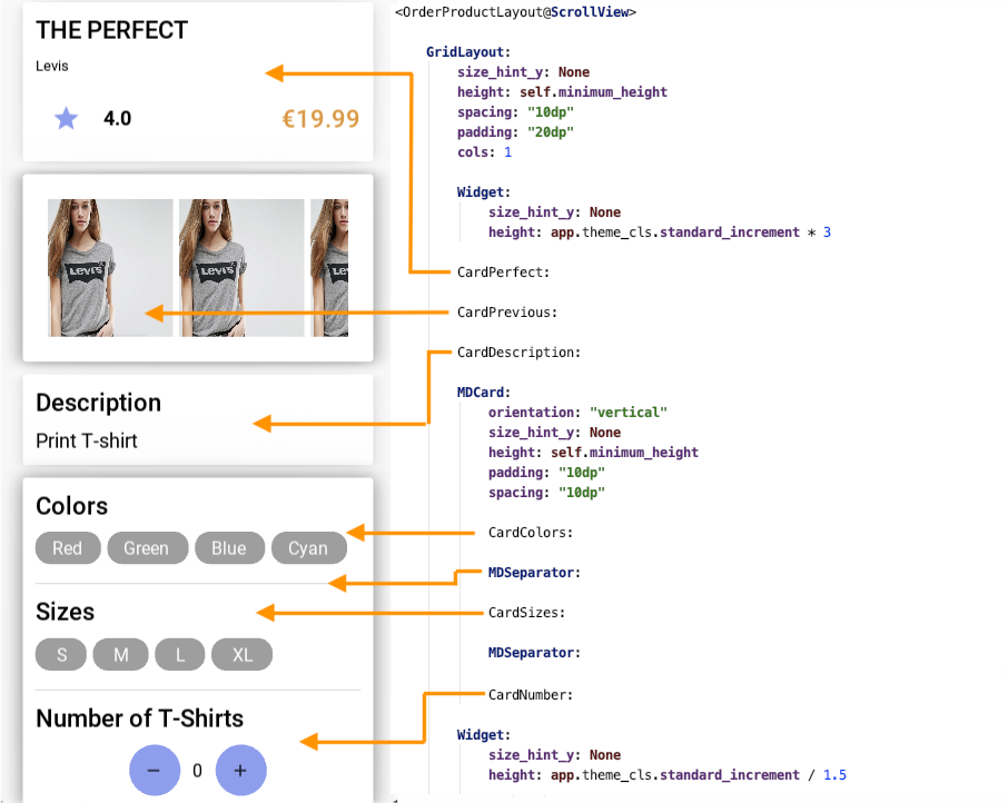 Разработка мобильных приложений на Python. Библиотека KivyMD - 18
