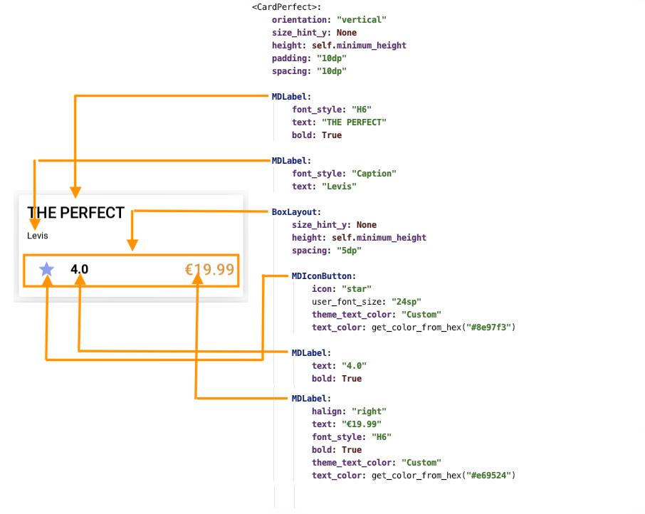 Разработка мобильных приложений на Python. Библиотека KivyMD - 19