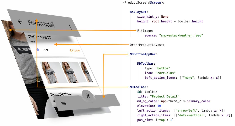 Разработка мобильных приложений на Python. Библиотека KivyMD - 7