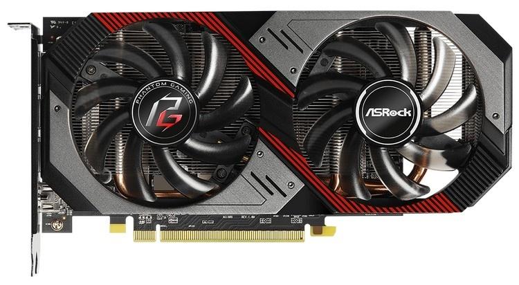 ASRock также представила видеокарту Radeon RX 5500 XT Phantom Gaming D