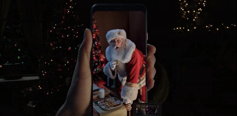 Google знает, как в этом году поймать Санта-Клауса
