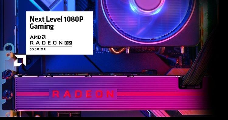 Radeon RX 580 и Radeon RX 570 выжили после анонса AMD Radeon RX 5500 XT
