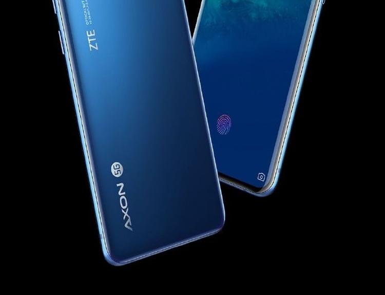 ZTE представит смартфон Axon 10s Pro на платформе Snapdragon 865