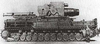Уникальное вооружение фашисткой Германии - 1