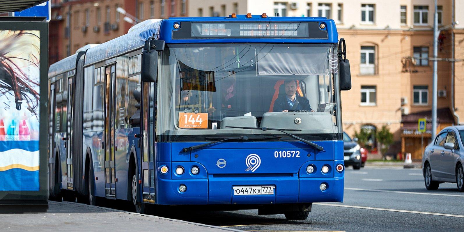 В московские автобусы поставят видеокамеры с проверкой билетов, а в Беларуси вычислят безбилетников по весу - 1