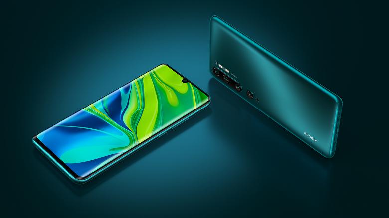 108-мегапиксельные Xiaomi Mi Note 10 и Note 10 Pro поступили в продажу в России