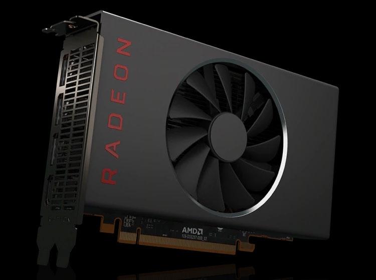 AMD ставит акцент на производительность Radeon RX 5500 XT в рекламе видеокарты