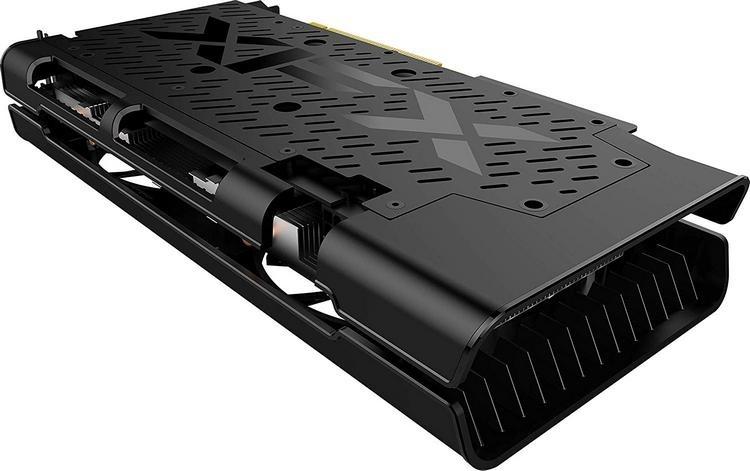 XFX представила Radeon RX 5500 XT THICC II Pro, на удивление без заводского разгона