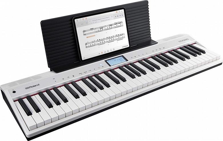 Начались продажи цифрового пианино Roland со встроенным голосовым помощником Alexa