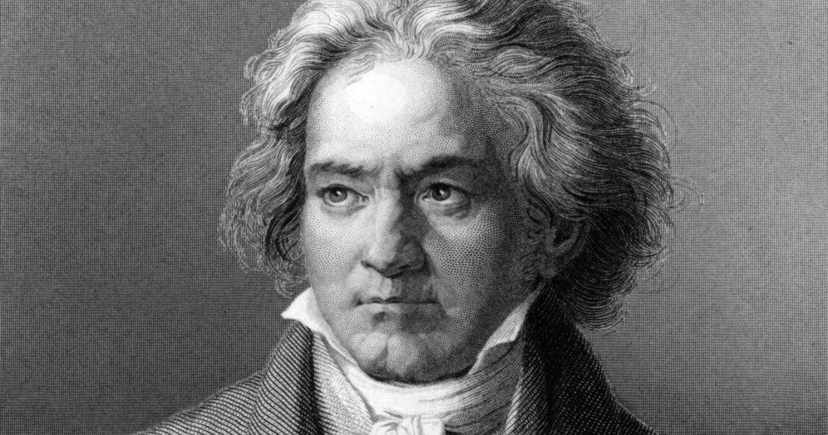 Компьютер допишет неоконченную симфонию Бетховена