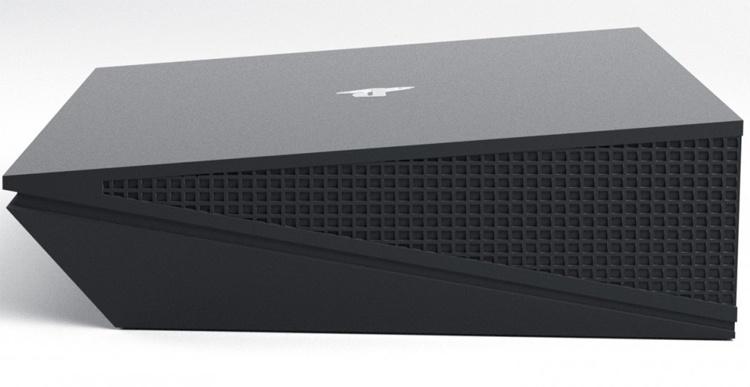 Консоль PlayStation 5 предстала на рендерах в новом дизайне