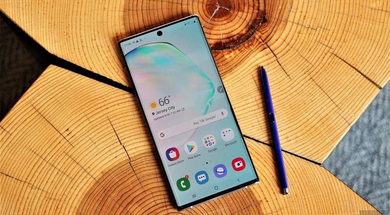 Недорогой Samsung Galaxy Note10 Lite получит то, чего нет ни у одного флагмана