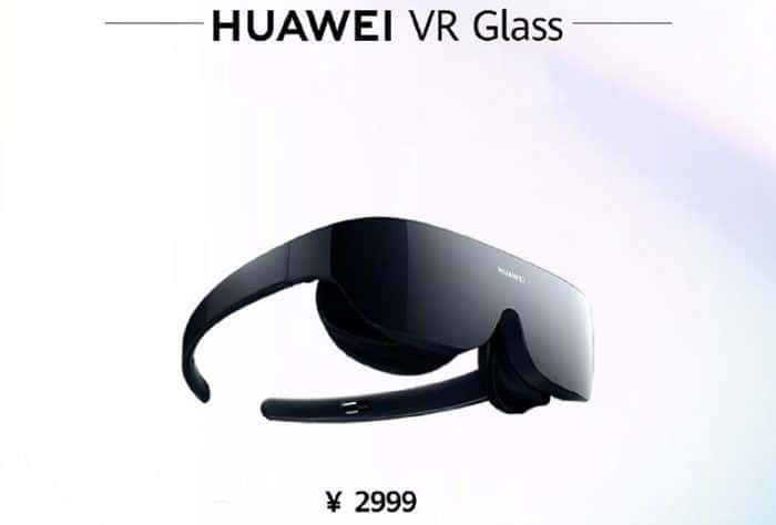Рекордно легкие очки Huawei VR Glass поступают в продажу