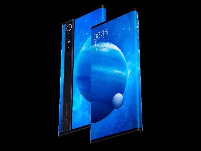 Революционный смартфон Xiaomi Mi Mix Alpha приехал в Россию