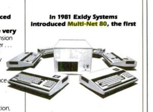Самодельный ноутбук ZedRipper на шестнадцати Z80 - 10