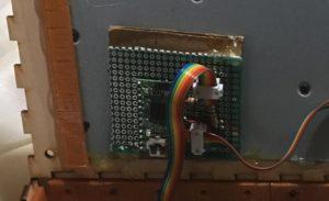 Самодельный ноутбук ZedRipper на шестнадцати Z80 - 13