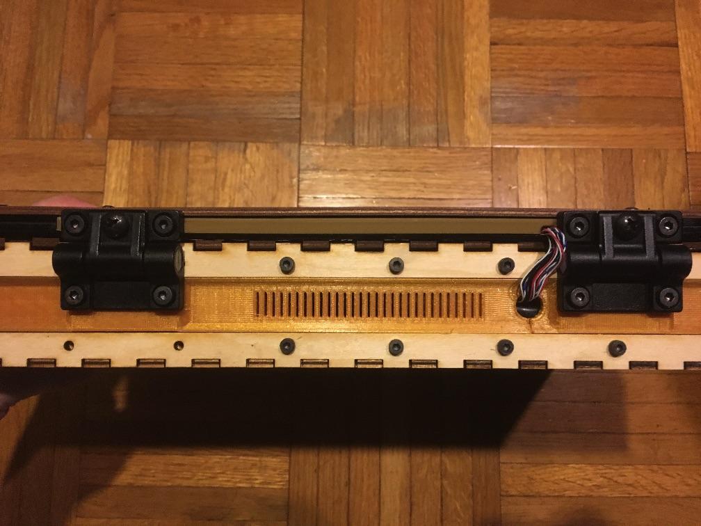 Самодельный ноутбук ZedRipper на шестнадцати Z80 - 6