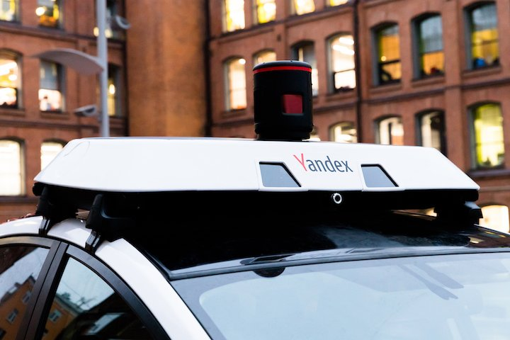 Яндекс замахнулся на собственные лидары и камеры для беспилотников
