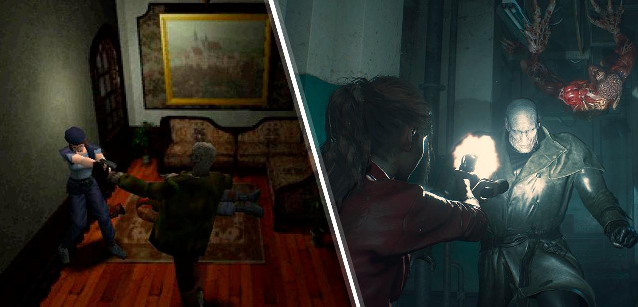До и после: визуальная эволюция известных видеоигр - 26