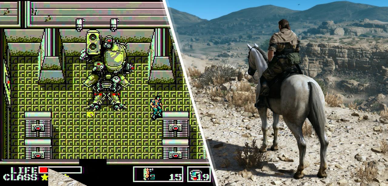 До и после: визуальная эволюция известных видеоигр - 28
