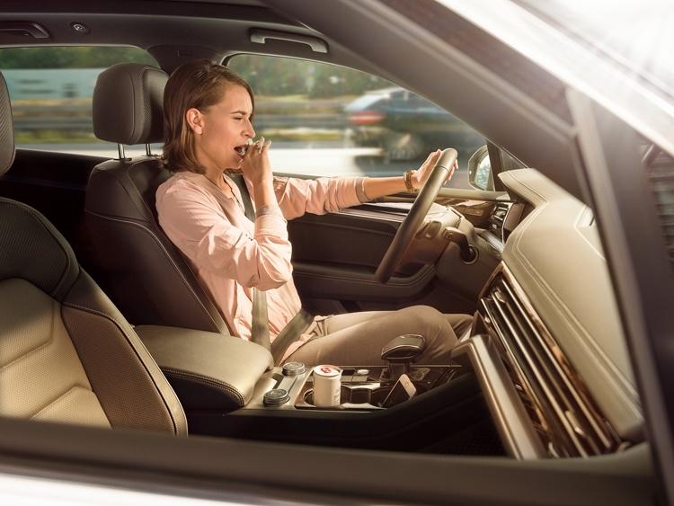 ИИ-система Bosch сможет следить за водителем и пассажирами в автомобиле