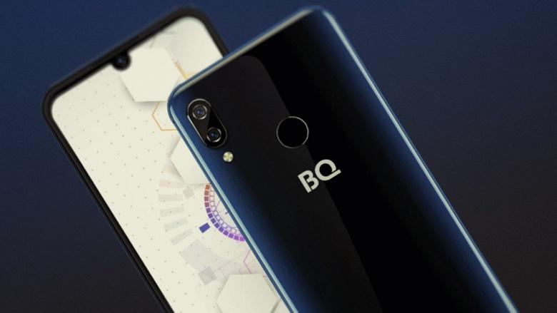 Отечественный бренд BQ стал «Маркой №1» в России