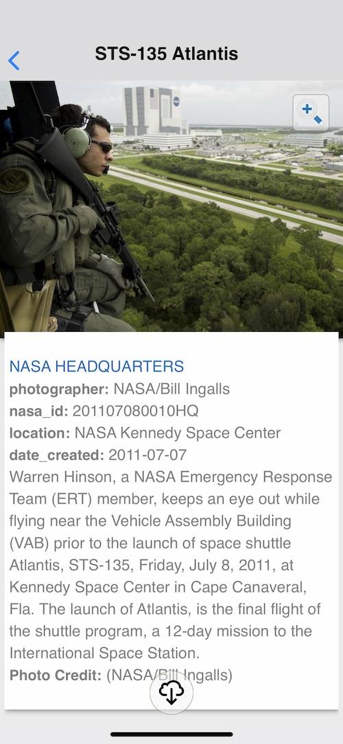 Открытые данные. Роскосмос. Сделаем как в NASA - 15