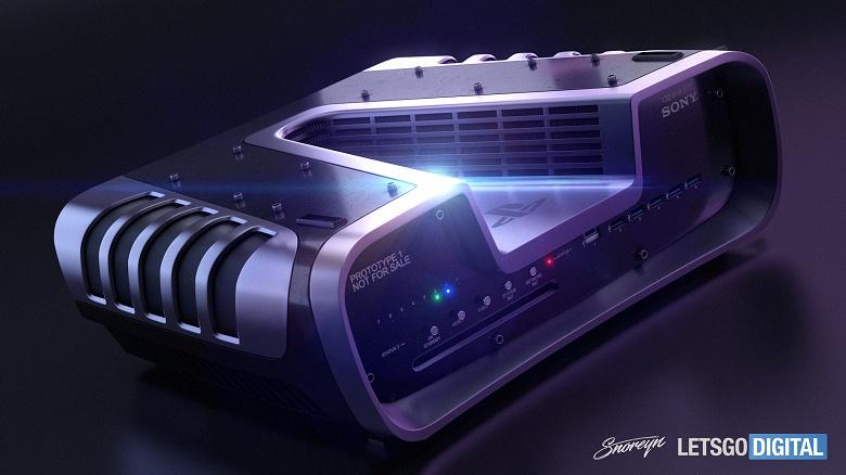 PlayStation 5 и DualShock 5 и во всей красе