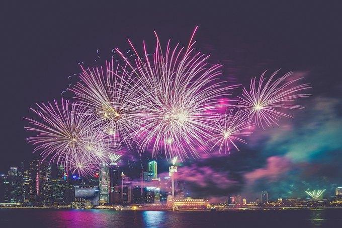 Как отпраздновать Новый год: тест для тех, кто не определился