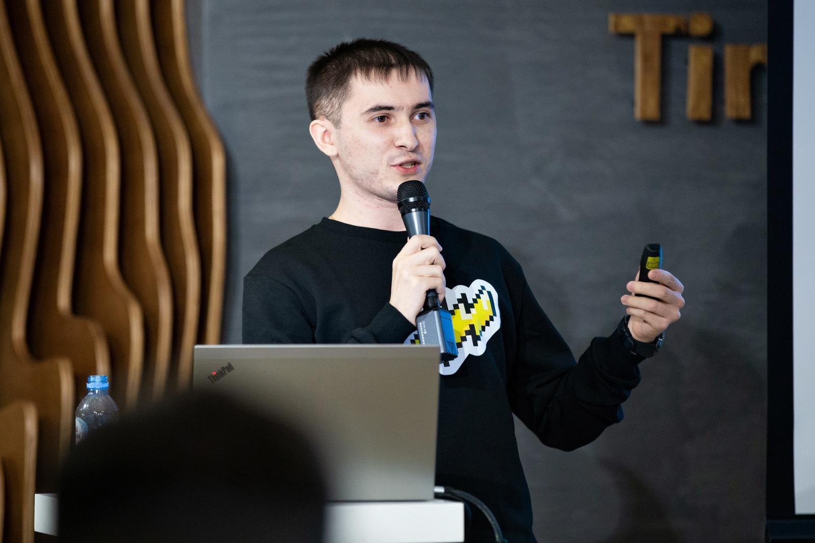 Как прошёл п̶е̶р̶в̶ы̶й̶ второй митап по Android от Tinkoff - 4