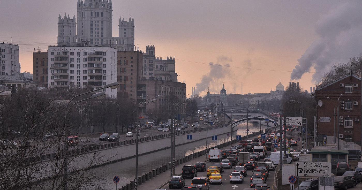 Минувший день в Москве оказался самым теплым за всю историю наблюдений
