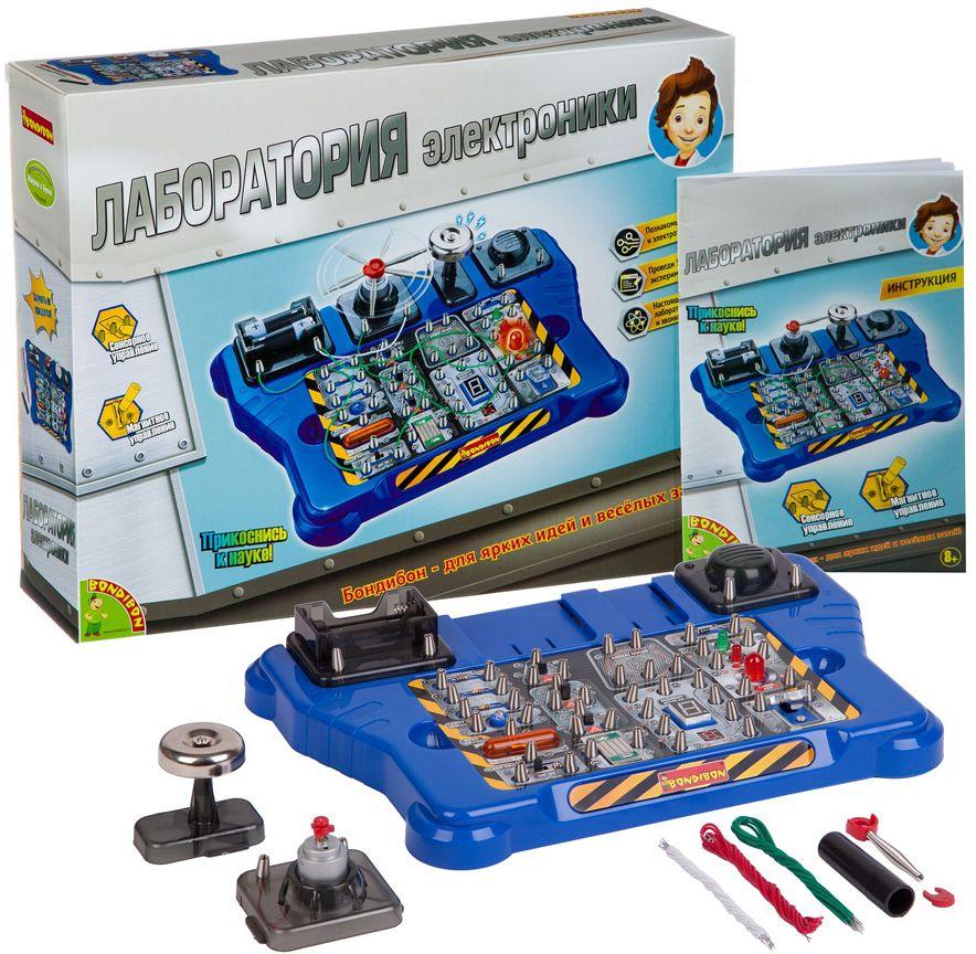 Наборы и конструкторы для начинающих электронщиков 6-10 лет. Что доступно в магазинах - 4