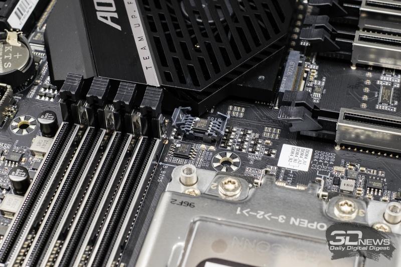 Новая статья: Материнская плата Gigabyte TRX40 Aorus Master как образец платформы для Ryzen Threadripper третьего поколения