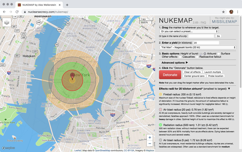 Почему я отказался от Google Maps API - 3
