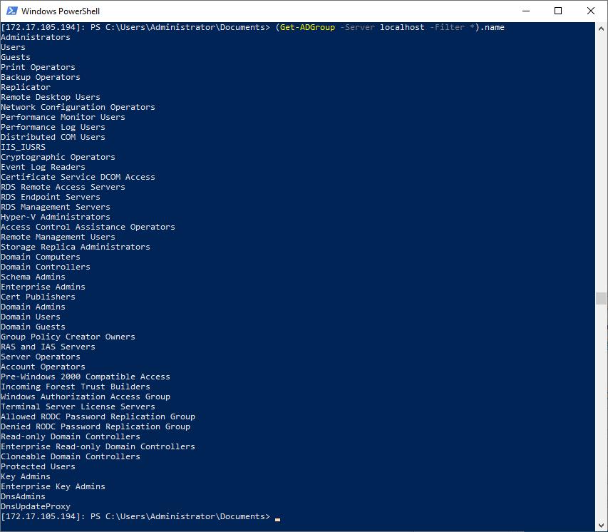 Разворачиваем Active Directory всеми возможными методами - 16