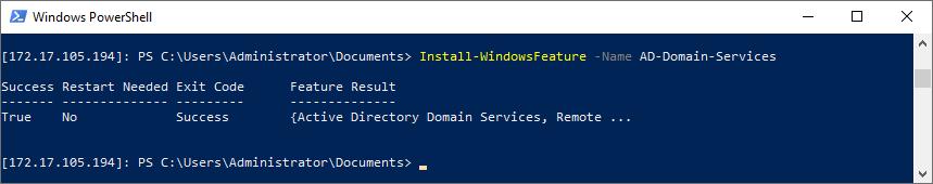 Разворачиваем Active Directory всеми возможными методами - 5