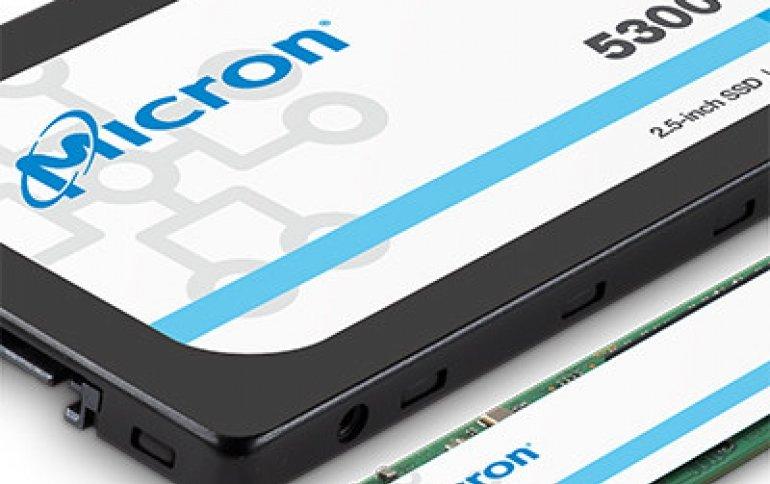 Micron разрешили поставлять продукцию Huawei