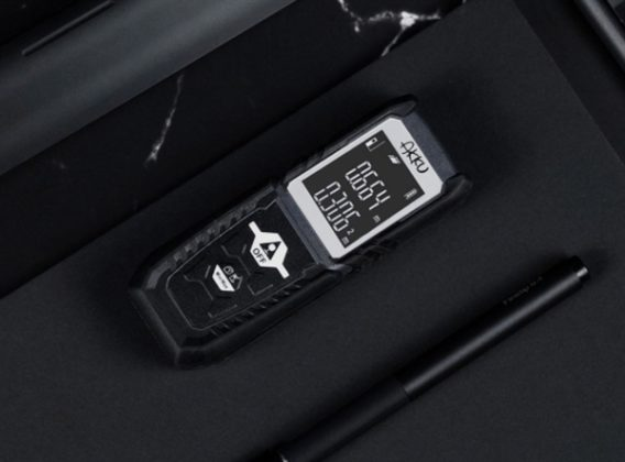 Xiaomi выпустила 50-метровый лазерный дальномер
