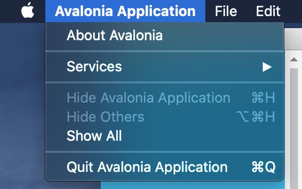 Релиз кросс-платформенного .NET UI-тулкита AvaloniaUI 0.9 - 3