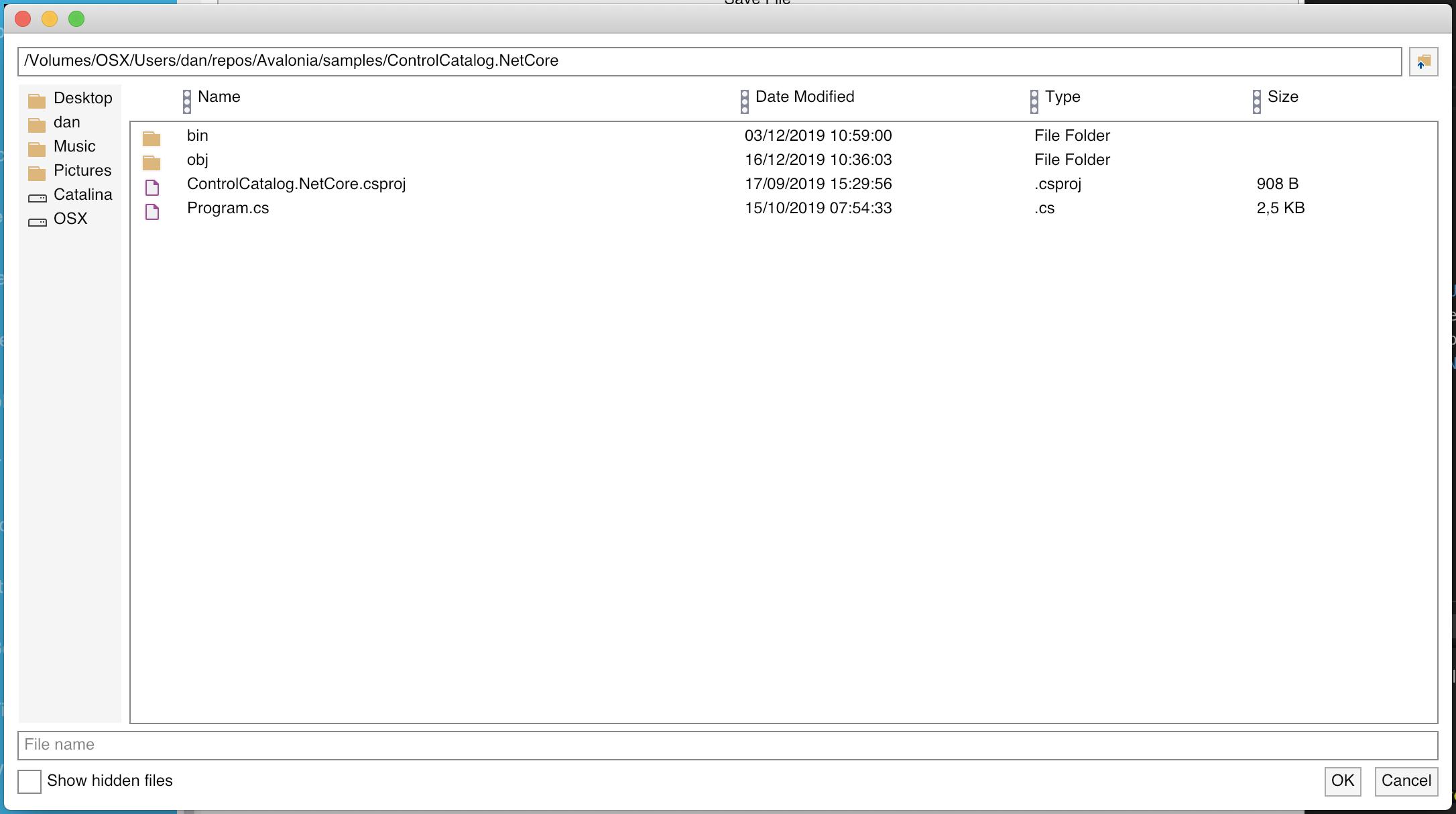 Релиз кросс-платформенного .NET UI-тулкита AvaloniaUI 0.9 - 4