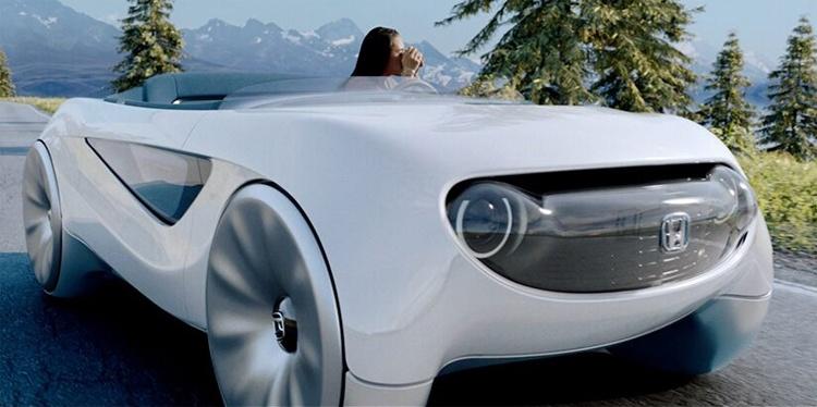 Honda переосмыслит рулевое колесо для самоуправляемых автомобилей