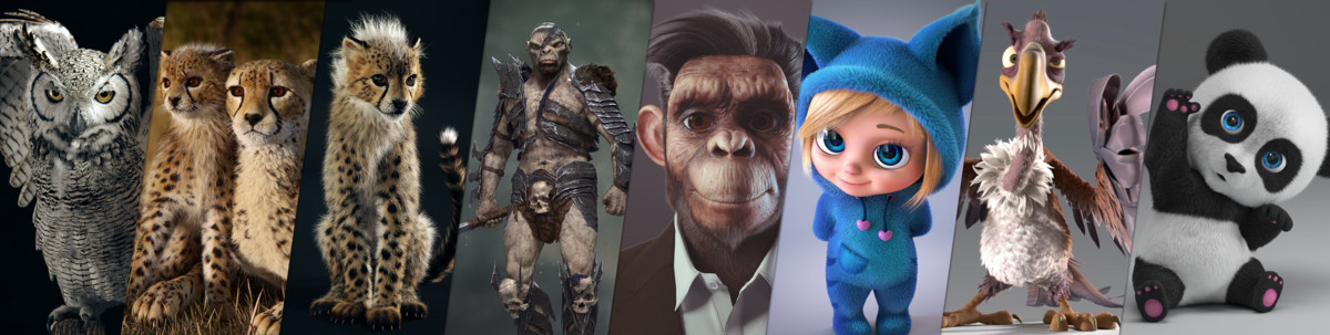 Мохнатики захватывают рынок игровой индустрии! Peregrine Labs объявили о коллаборации с Epic Games - 9