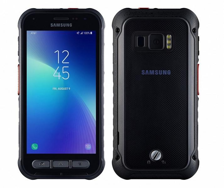 Неубиваемый смартфон Samsung со съёмным аккумулятором и мощной платформой