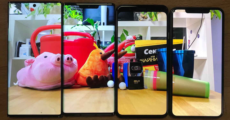 Слепой тест камер: iPhone, Pixel, Samsung и Huawei - 1