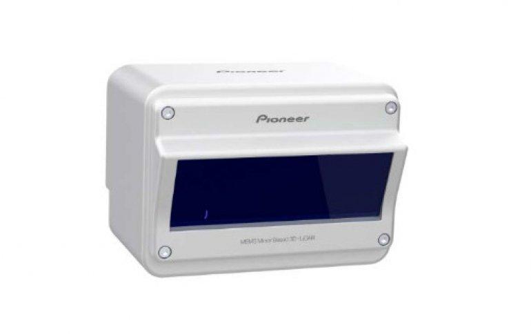 Специалисты Pioneer и PSSI смогли существенно уменьшить и улучшить 3D-LiDAR