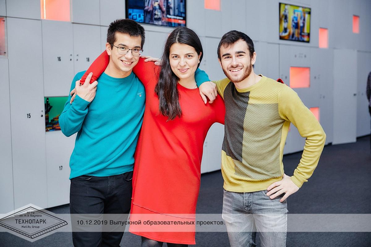 Техновыпуск Mail.ru Group, зима 2019 - 21