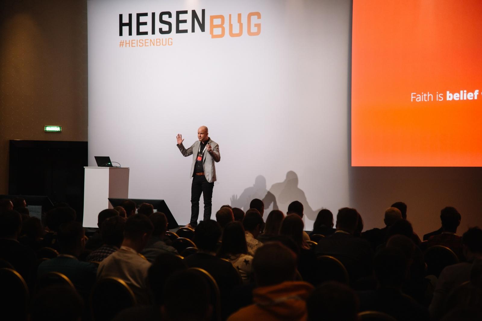 AI против тестировщиков, Брандашмыг, уточки: как прошёл Heisenbug 2019 Moscow - 2