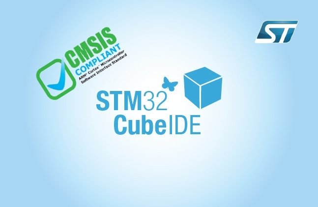 STM32 + CMSIS + STM32CubeIDE - 1
