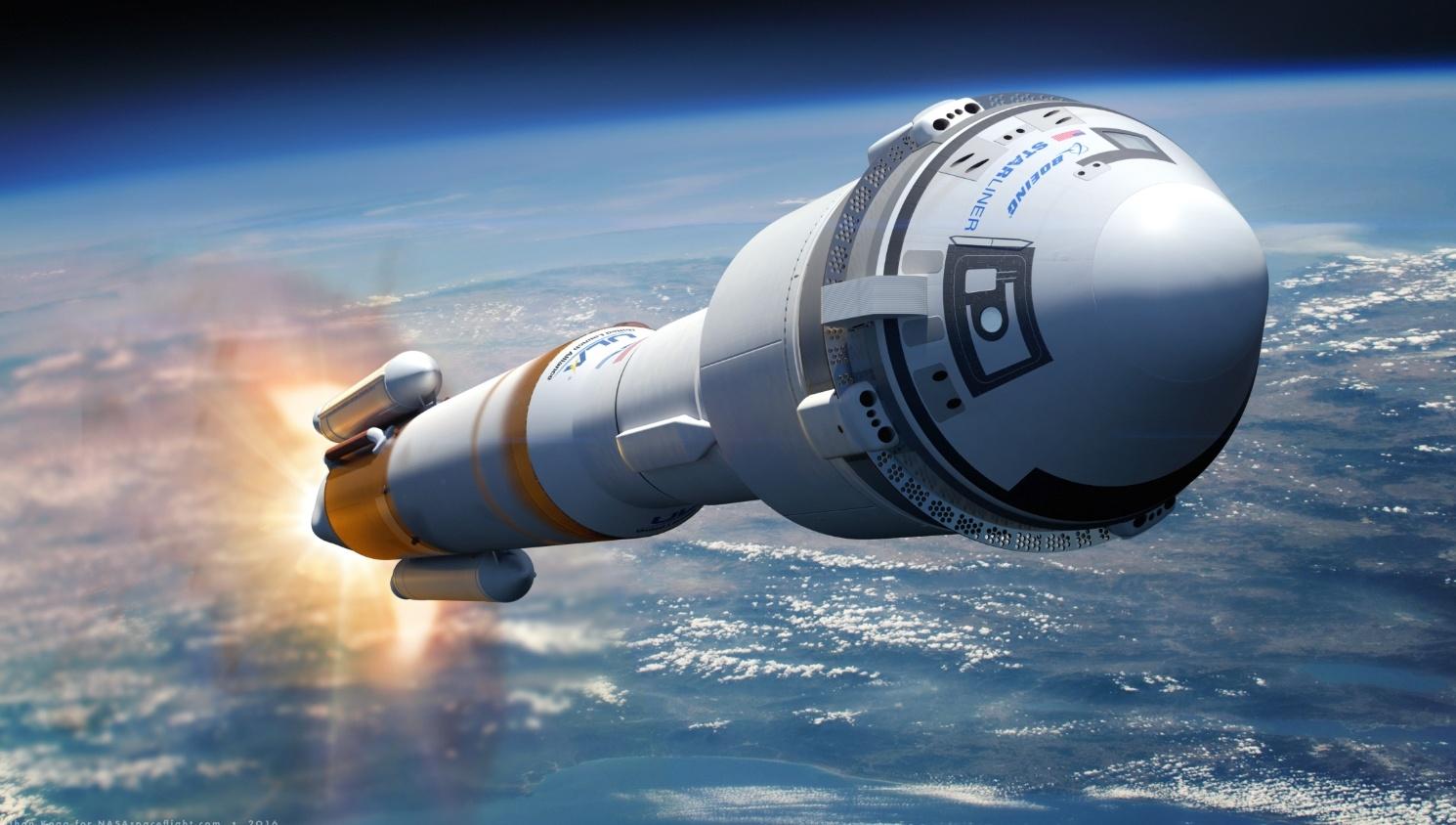 Starliner от Boeing не смог выйти на расчетную орбиту и не полетит к МКС - 1