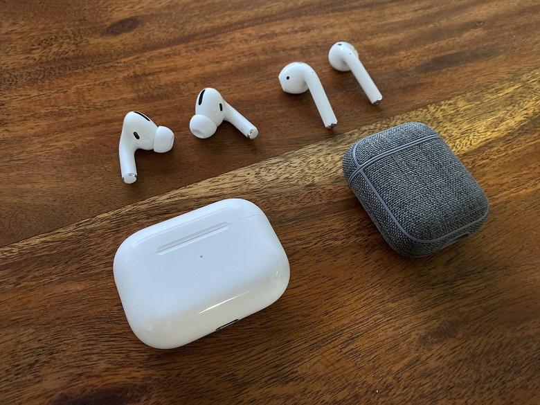 Многим лидерам рынка смартфонов и не снились объёмы продаж наушников Apple AirPods